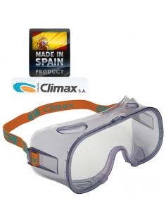 Γυαλιά προστασίας τύπου μάσκας CLIMAX 539